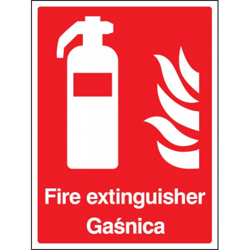 Fire Extinguisher (English/polish)