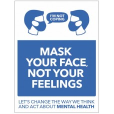 Mask your Face - Not your Feelings
