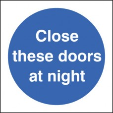 Fire Door - Keep Shut