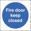 Fire Door Keep Closed