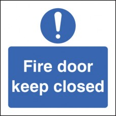 Fire Door - Keep Closed