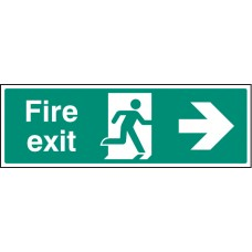 Fire Exit - Right