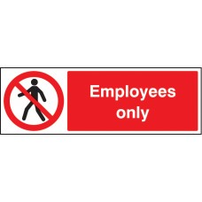 Employees Only