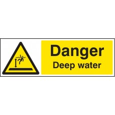 Danger - Deep Water