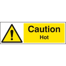 Caution - Hot