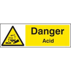 Danger - Acid