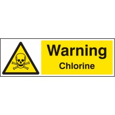 Warning - Chlorine