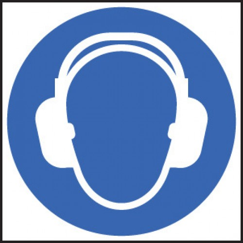 Ear Protection Symbol