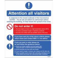 Attention all visitors