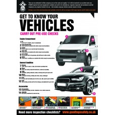 GTG Fleet Vehicle Inspection Poster