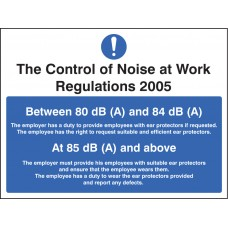 Noise At Work Regulations