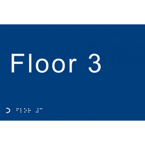 Braille - Floor 3
