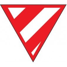 Protruding Load Marker - Equilateral Triangle