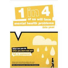 What can you do when you don?t feel ok - Mental Health Poster