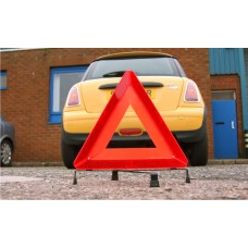Vehicle Warning - Triangle in Case