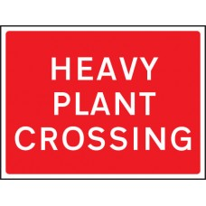 Heavy Plant Crossing - Class RA1 - 600 x 450mm