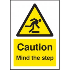 A5 Caution - Mind the Step