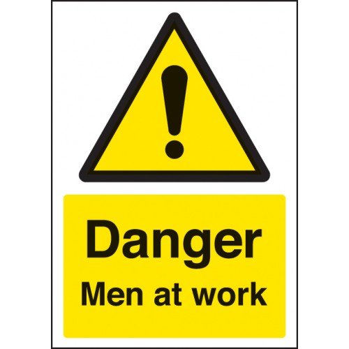 A4 Danger - Men At Work