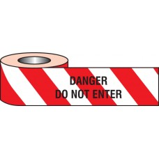 Danger Do Not Enter Barrier Tape