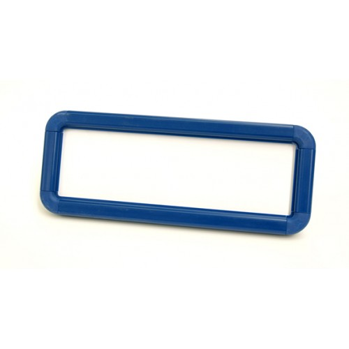 Blue Suspended Frame