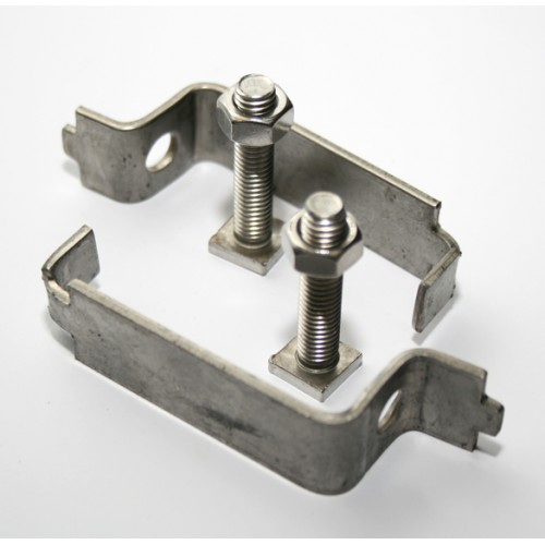 76mm Back to Back Clips (Pair)