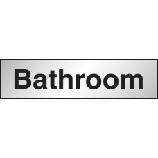 Bathroom - Deluxe Engraved Effect