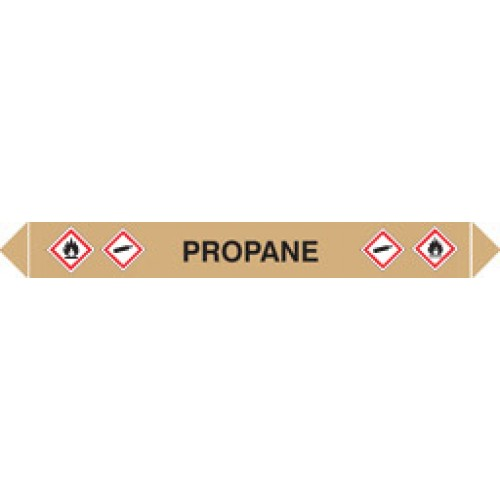 Flow Marker (Pack of 5) Propane