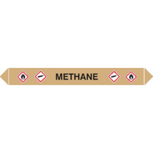 Flow Marker (Pack of 5) Methane