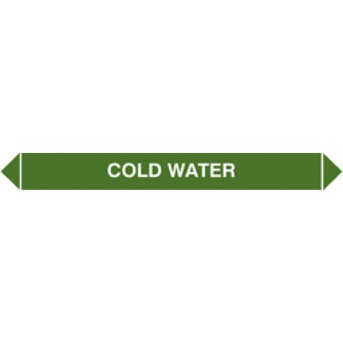 Flow Marker (Pack of 5) Cold Water