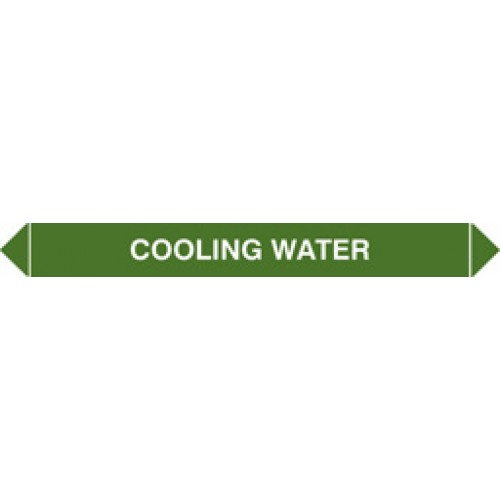 Flow Marker (Pack of 5) Cooling Water