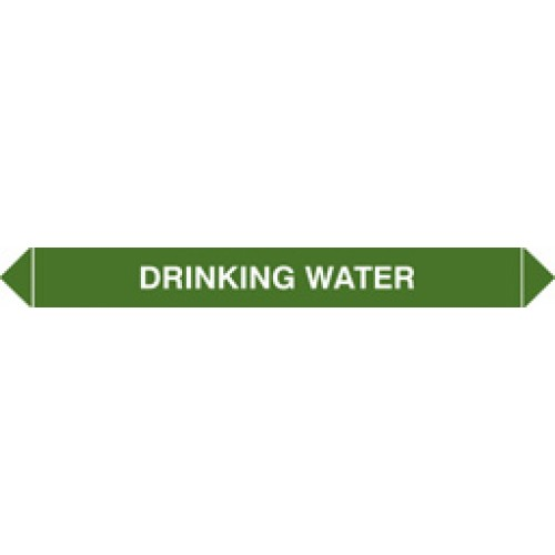 Flow Marker (Pack of 5) Drinking Water