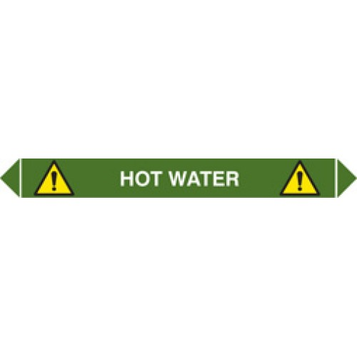 Flow Marker (Pack of 5) Hot Water