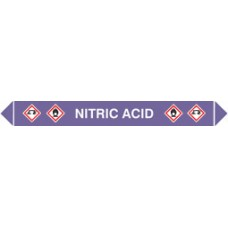 Flow Marker (Pack of 5) Nitric Acid