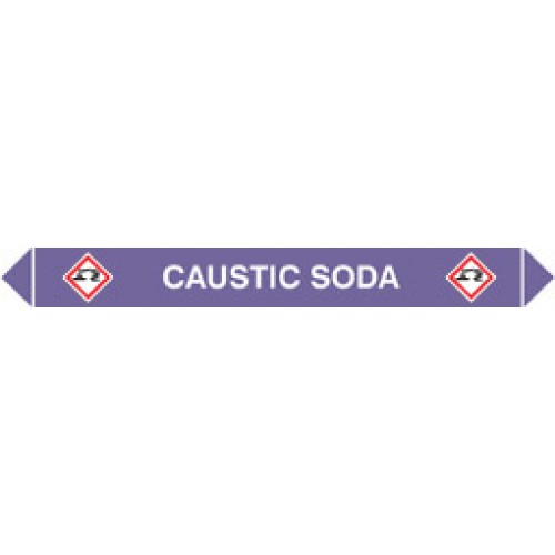 Flow Marker (Pack of 5) Caustic Soda