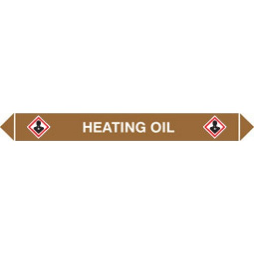Flow Marker (Pack of 5) Heating Oil