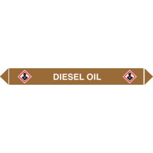 Flow Marker (Pack of 5) Diesel Oil