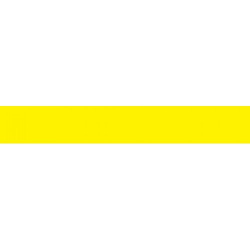 Pipe Colour Band 150 x 980mm - Yellow
