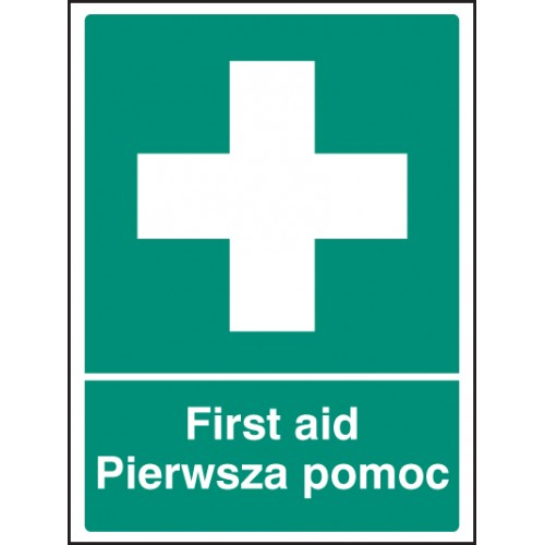 First Aid (English/polish)