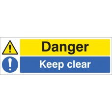 Danger Keep Clear