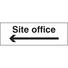 Site Office Arrow Left