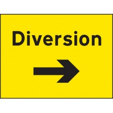 Diversion Right Arrow