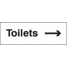 Toilets Arrow Right